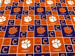 Clemson Tigers Cotton