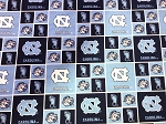 North Carolina Tarheels Cotton