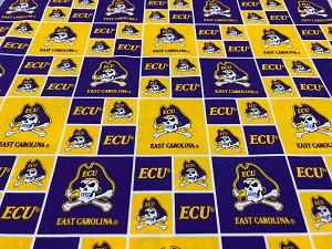 East Carolina Pirates Cotton